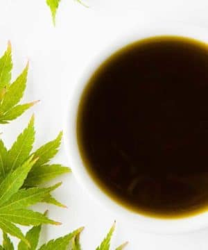 Hemp seed oil - unrefined