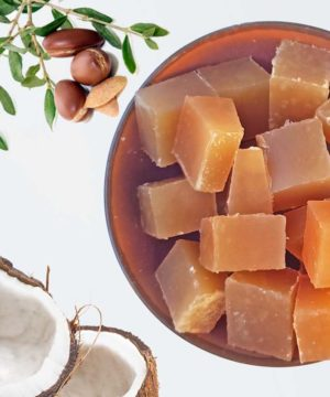 Molding soap - 100% Natural - African Black soap