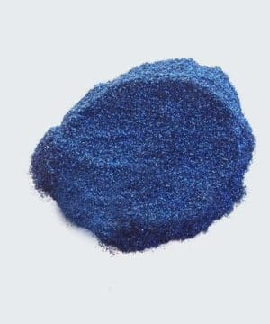 Cosmetic Glitter - Dark Blue - 100 gr