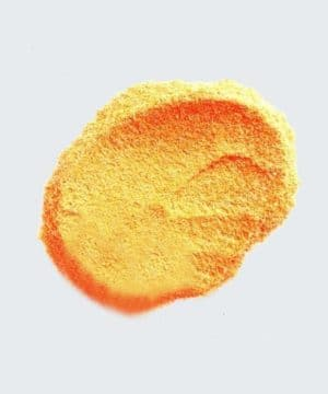 Cosmetic Glitter - Orange - 100 gr