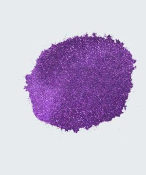Cosmetic Glitter - Purple - 100 gr
