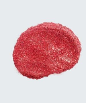 Cosmetic Glitter - Red - 100 gr