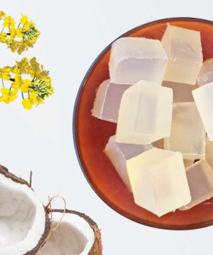 Molding soap - Transparent - Palm oil-free - Rapeseed & Coconut