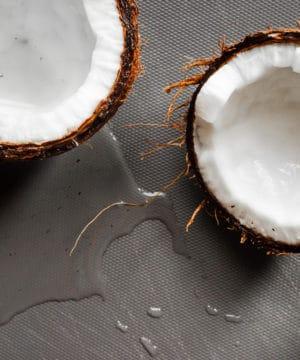 Kokosnoot Olie
