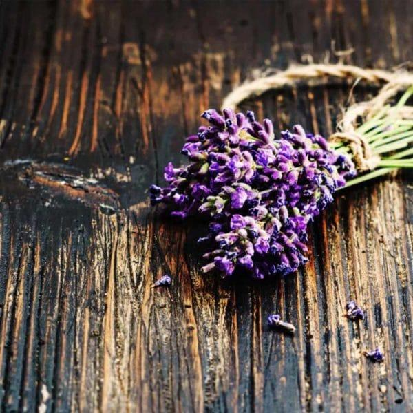 Geurolie - Amber & Lavendel - 100 ml