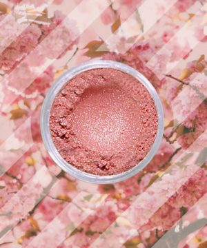 Mica Powder - Warm Pastel Pink - 250 gr