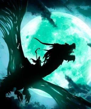 Geurolie - Dragon Moon - 100 ml
