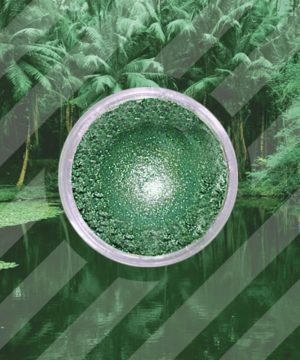 Mica in polvere - Mysterious Green - 250 gr