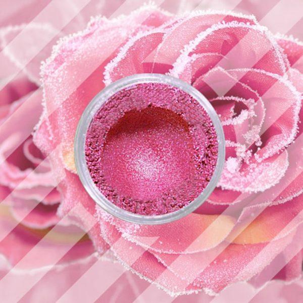 Polvere di Mica - Rosa Ghiaccio - 250 gr