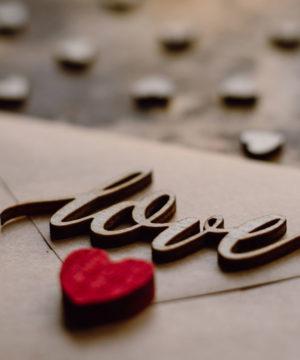 Aceite de fragancia - Carta de amor - 100 ml