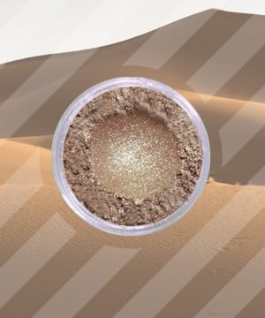 Glimmerpulver - Hautfarbe - 250 gr