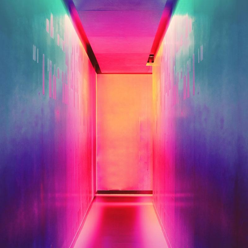 Fluorescerende Neonkleuren