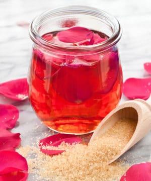 Geurolie - Rozenblaadjes - 100 ml
