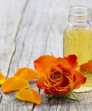 Amber Rose Essential Oil