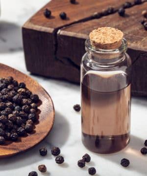 Zwarte Peper etherische olie - 30 ml