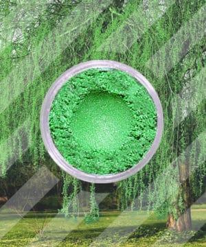 Glimmerpulver - Goldene Weide - 250 gr