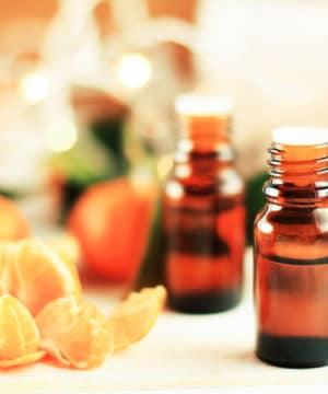 Ätherisches Mandarinenöl