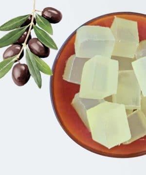 Sapone da colata Sapone all'olio d'oliva