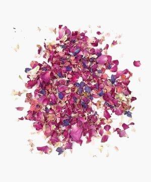 Bloessem Bloemenmix Roze Geel Blauw