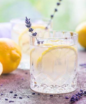Smaakolie - Lavendel Limonade