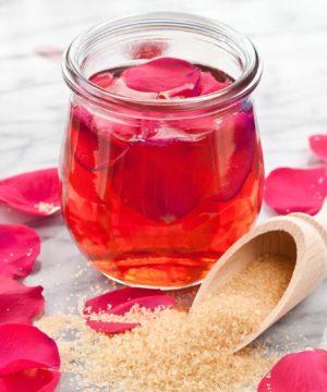 Smaakolie - Passievrucht Rose