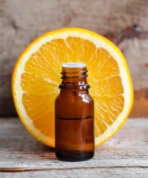 Zoete Sinaasappel etherische olie