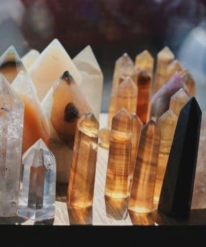Geurolie - Dark Crystal - 10 ml