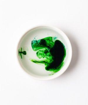 Waterbasis Kleurstof Groen