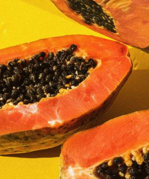 Geurolie - Sappige Papaya Mango