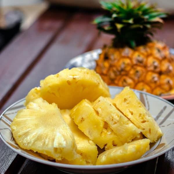 Smaakolie - Ananas