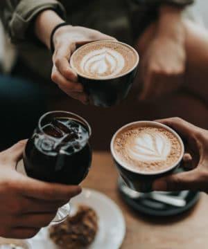 Geurolie - Coffee Shop
