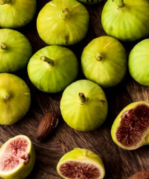 Aceite con fragancia - Higo verde