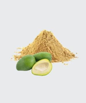Mango-Pulver