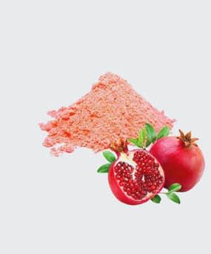 Granatapfelpulver